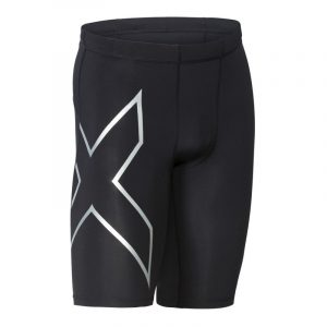2XU Men's Compression Shorts With Pocket front