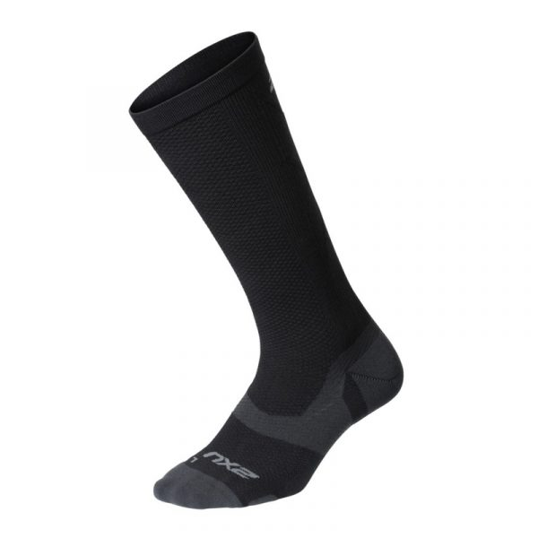 2XU Vectr Unisex Compression Sock front
