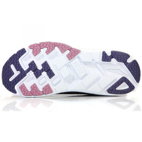 Hoka One One Clifton 5 Women's Running Shoe sole