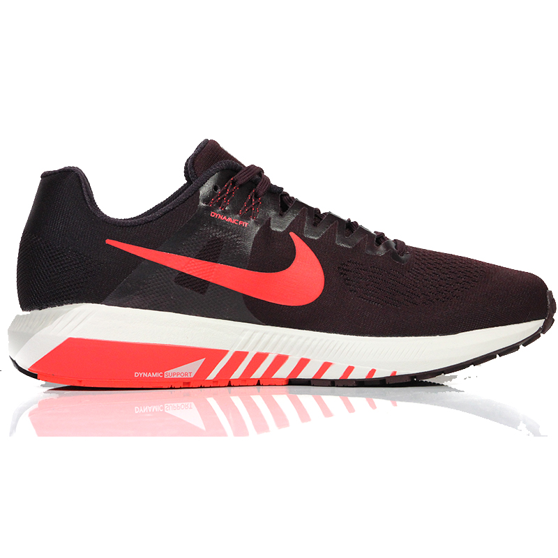 ef1e049a6fa Nike Air Zoom Structure 21 Men s Running Shoe 600 back
