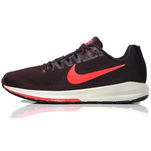 Nike Air Zoom Structure 21 Men's Running Shoe 600 side