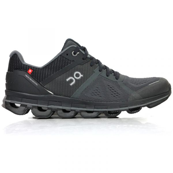 On Cloudace Women's Running Shoe black back