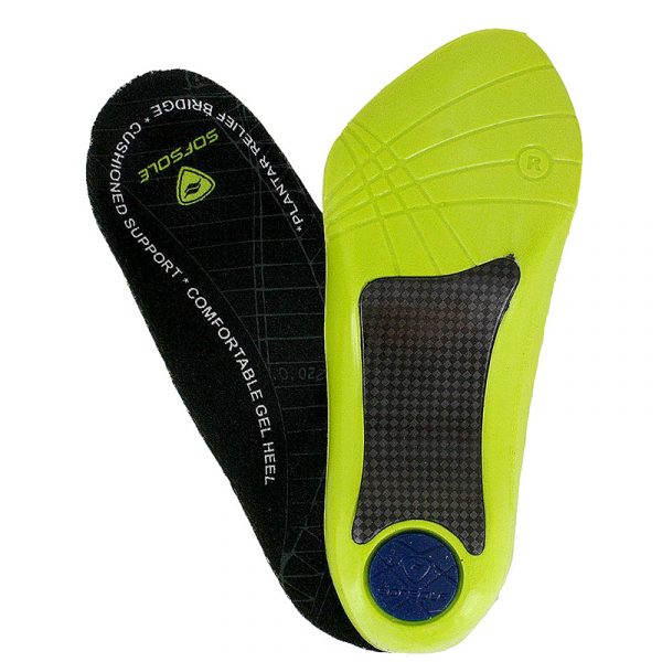 Sofsole Plantar Fascia Mens Insole two