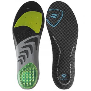 Sofsole Airr Women's Orthotic Insole flat