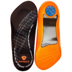 Sofsole Plantar Fascia Women's Insole front back