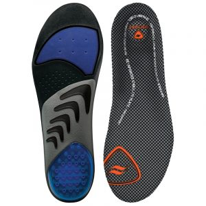 Sofsole Airr men's Orthotic Insole flat