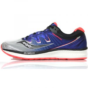 Saucony Triumph ISO 4 Men's Running Shoe side
