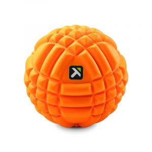 Trigger Point Grid Massage Ball orange