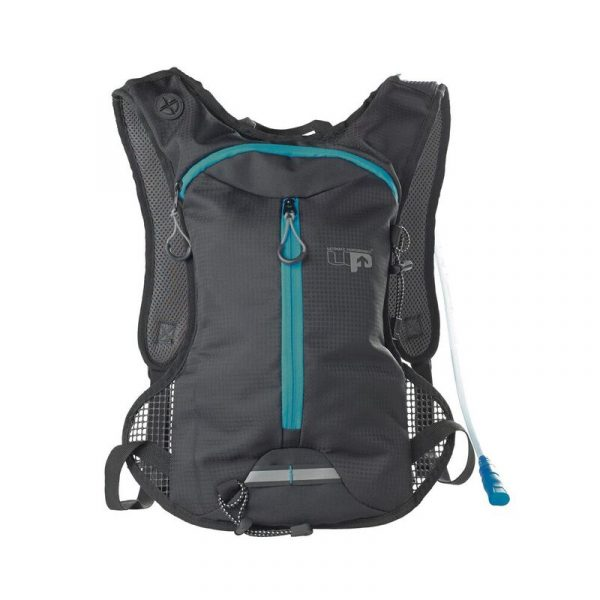 Ultimate Performance Tarn 1.5L Hydration Backpack charcoal front