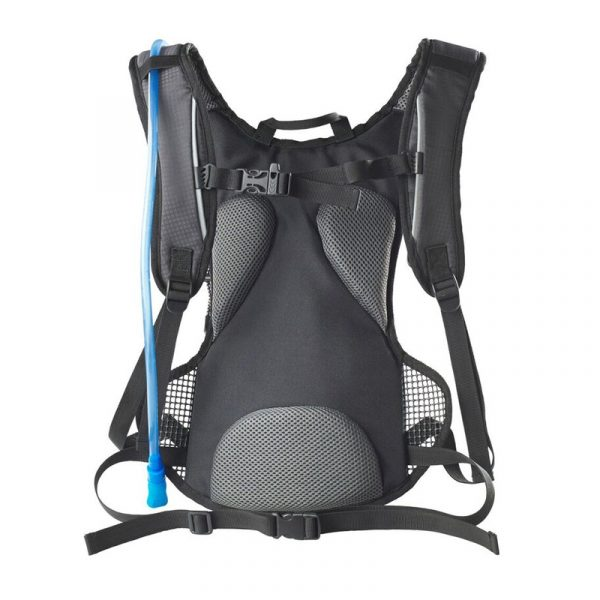 Ultimate Performance Tarn 1.5L Hydration Backpack charcoal straps