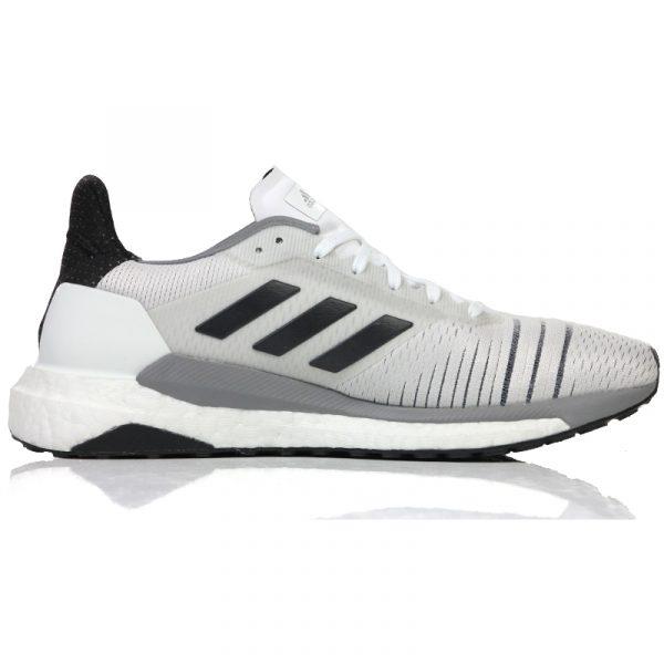Adidas Solar Glide Women's Running Shoe grey back