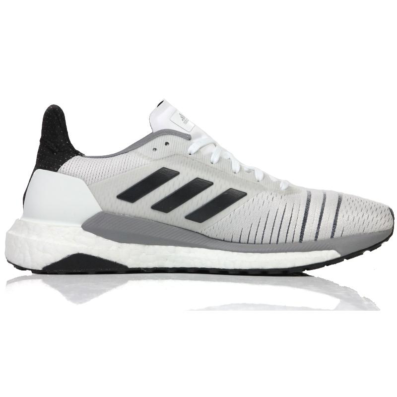 c0b294e93 Adidas Solar Glide Women s Running Shoe grey back