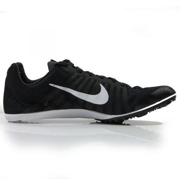 Nike Zoom D Unisex Track Spike black back