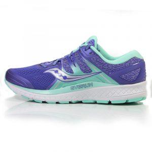 Saucony Omni ISO Women's Running Shoe 35 side