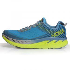 Hoka One One Clifton 5 Men's Running Shoe Front View