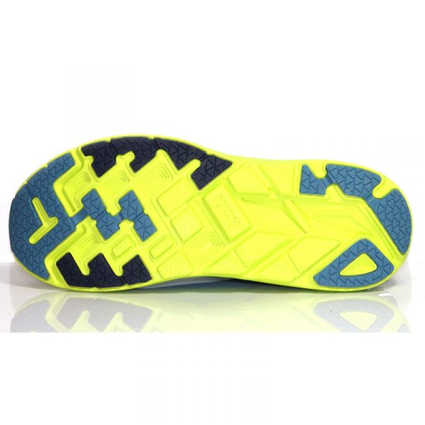 Hoka One One Clifton 5 Men's Running Shoe Sole View