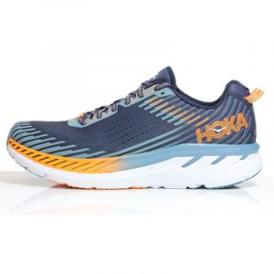 Hoka One One Clifton 5 Men's Running Shoe Front - View