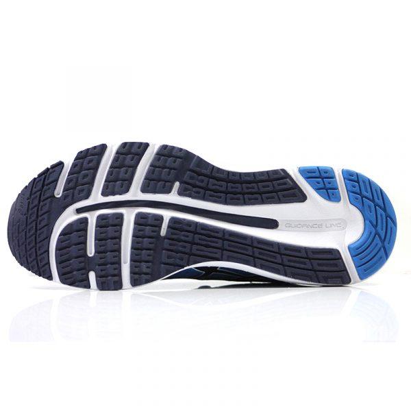 Asics Mens Running Shoe Gel Cumulus 20 Sole - View