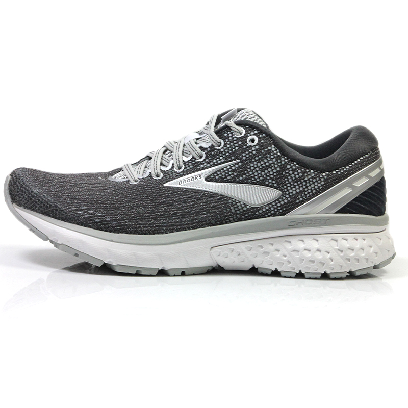a02a15c03c1 Brooks Ghost 11 Women s Running Shoe - Ebony Grey Silver