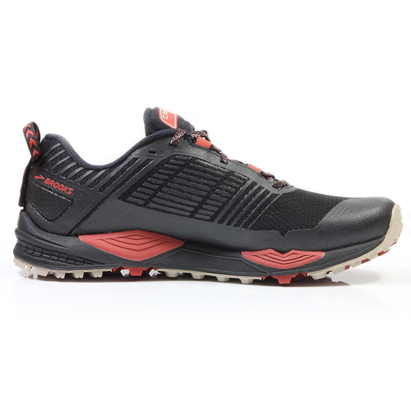 40c8d91f9a7 Brooks Cascadia 13 GTX Men s Trail Shoe Back View