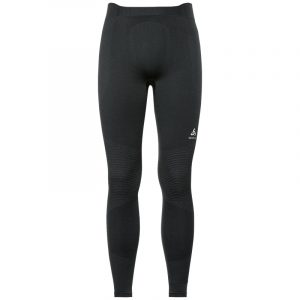 Odlo Mens SUW Tight Black Front - View
