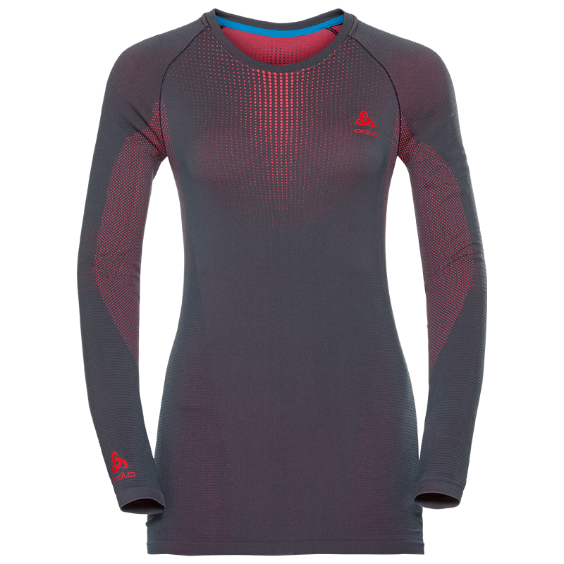Odlo SUW Performance Crew Warm Women s Long Sleeve Top  763f301d7