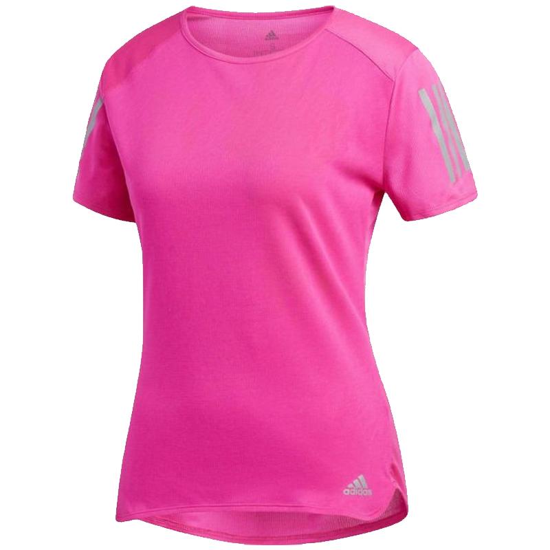 a9950e11676 adidas Response Women's Short Sleeve Running Tee | The Running Outlet