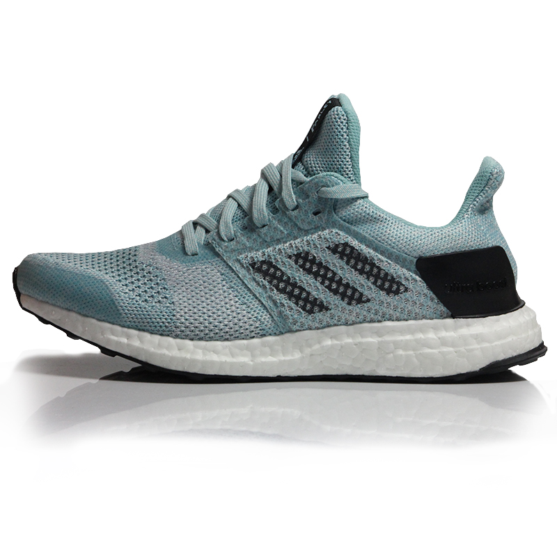 9e5eb3d39 adidas Ultra Boost Parley ST Women s Running Shoe Front View