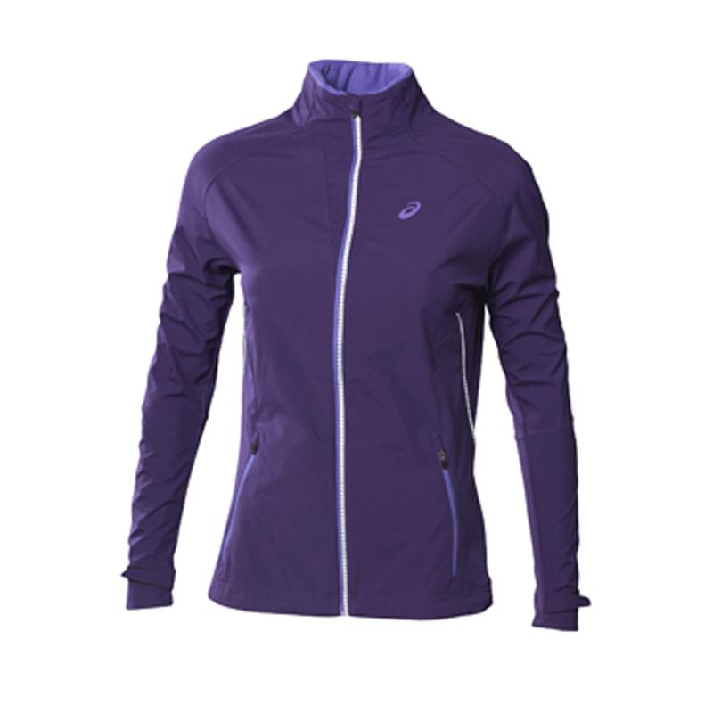 asics women running jacket