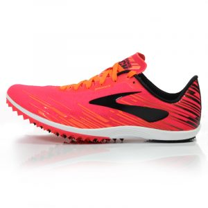 Brooks Mach 18 Women's Cross Country Running Spike Side View