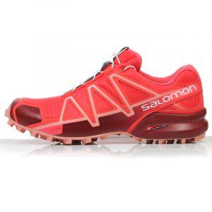 Salomon Speedcross 4 Women's Trail Shoe Side View
