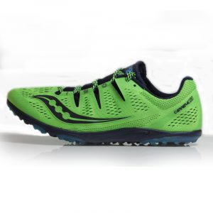 Saucony Mens Carrera Cross Country Spike Side- View