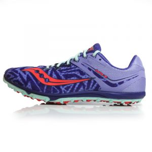 Saucony Womens Havok xc Spikes Front View