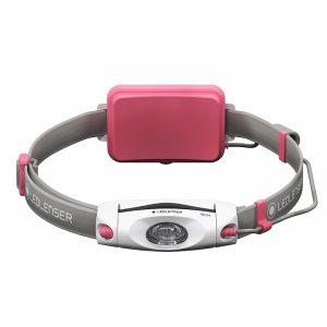 Ledlenser NEO4R Head Torch Pink
