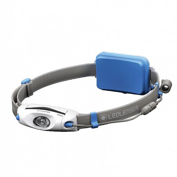 Ledlenser NEO6 Head Torch Blue
