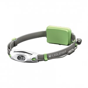Ledlenser NEO6 Head Torch Green