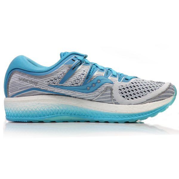 Saucony Triumph ISO 5 Women's Running Shoe Back View