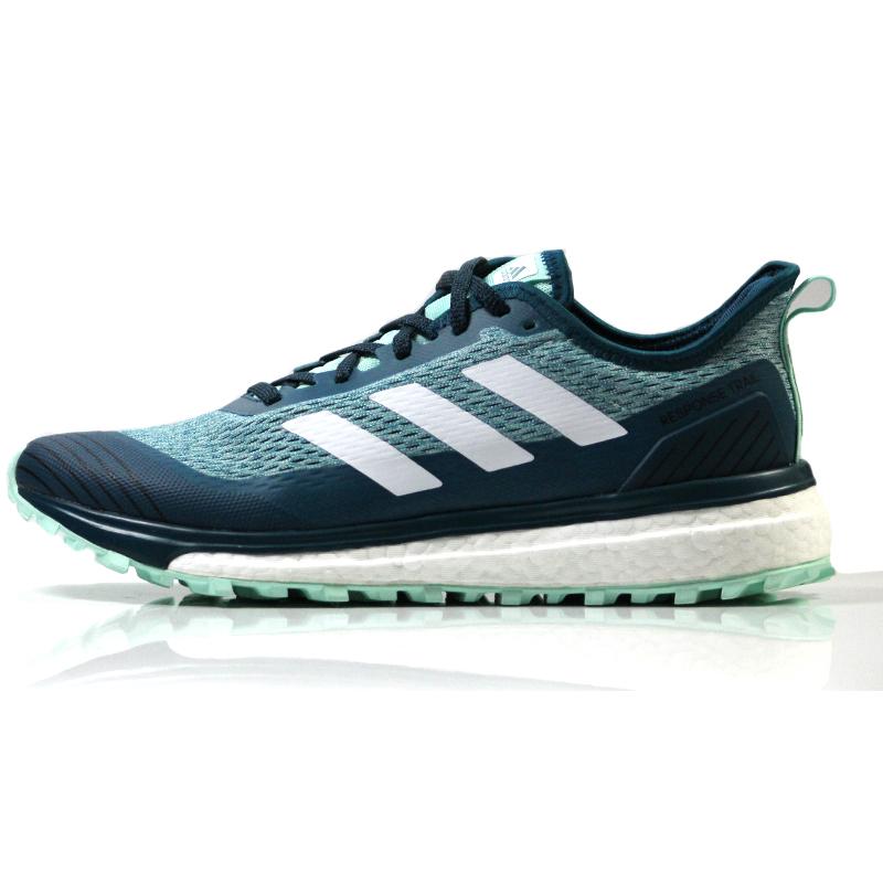 2bd9df750f5 adidas Response Boost Women s Trail Shoe Side View