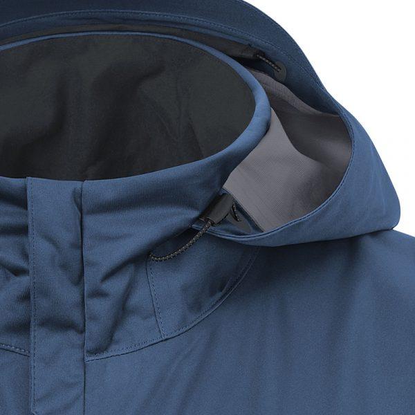 Gore Wear Gore-Tex Active Men's Hooded Running Jacket Hood