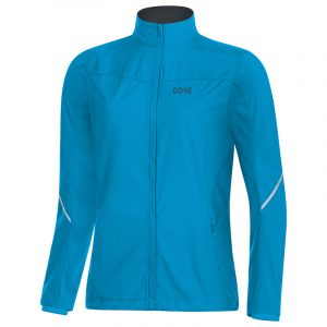 Gore Wear Partial Windstopper Women's Running Jacket Front View