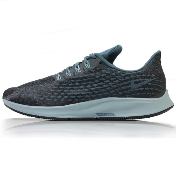 Nike Air Zoom Pegasus 35 Premium Women's Running Shoe Side View