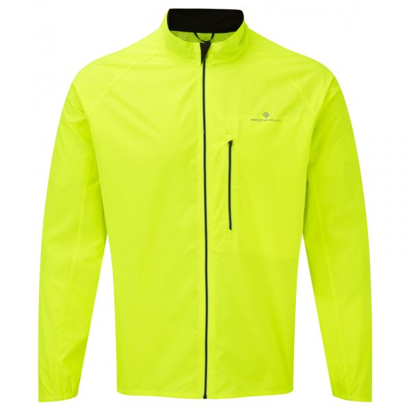 Ronhill Everyday Men's Running Jacket Front View