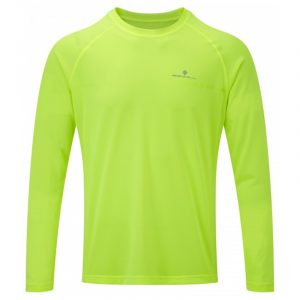Ronhill Everyday Long Sleeve Men's Running Tee Front View