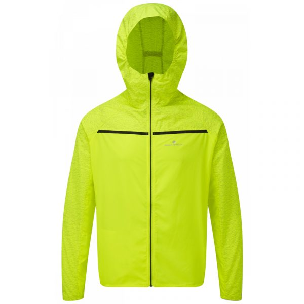 Ronhill Momentum Afterlight Men's Running Jacket Front View