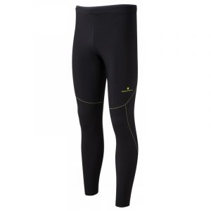Ronhill Stride Men's Winter Running Tight Black View