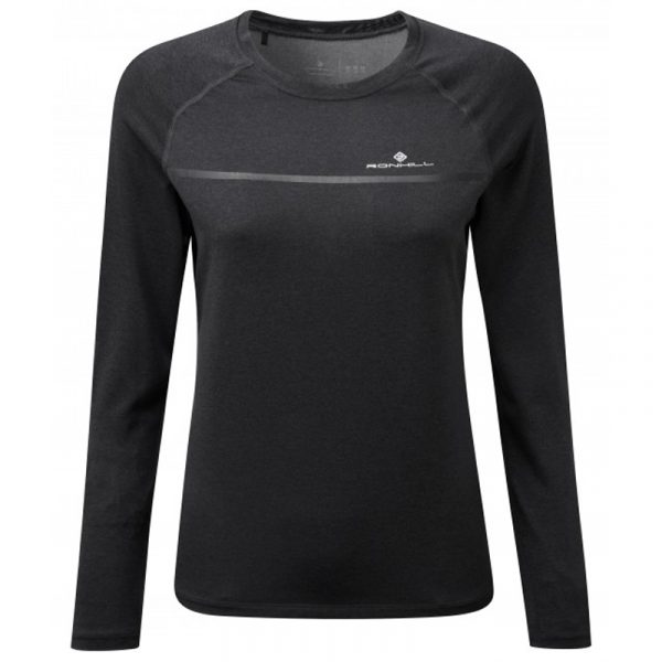 Ronhill Everyday Long Sleeve Women's Running Tee Front View