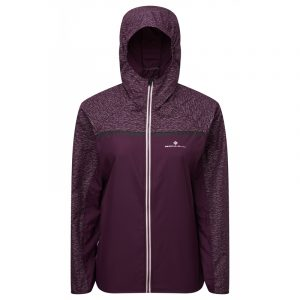 Ronhill Momentum Afterlight Women's Running Jacket Front View