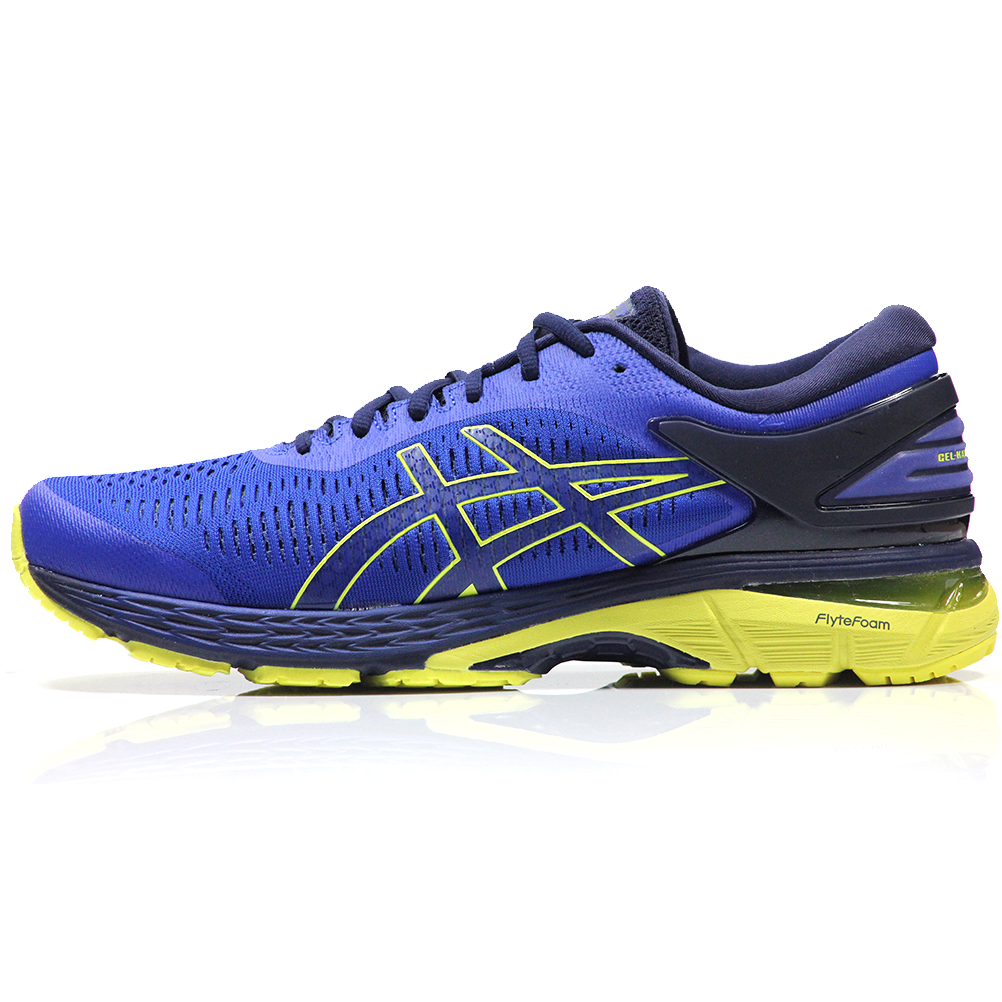fcb084acce28 Asics Gel Kayano 25 Men s Running Shoe Side View