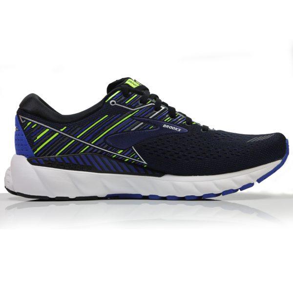 Brooks Adrenaline GTS 19 Men's Running Shoe Back View