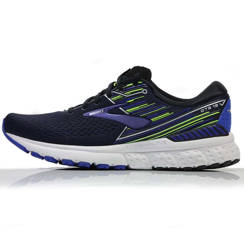 de7484090e3f2 Brooks Adrenaline GTS 19 Men s Running Shoe Side View